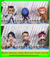 custom made 3d anime pvc figures/anime girl figures
