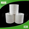 o reciclado de pulpa virgen virgen personalizados de papel higiénico suave personalizadoimpreso papel de seda