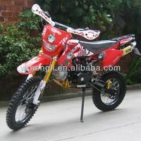 Professional manufacture cheap 4 stroke dirt bike 125cc