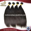 neobeauty indio remi recto de la naturaleza del cabello