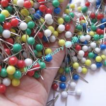 Colored 4mm x 17mm Fixing Ball Head Push Pins