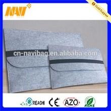 Eco-friendly protective felt sleeve bag