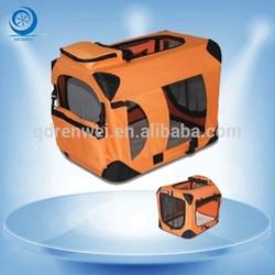 Folding Dog Carrier Dog Bag for Airline Transport Comfort Carrier
