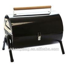 Design cilindro mini barbecue grill con qualità professionale 2015 caldo- vendita