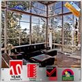 estándar de australiainsonorizadas francés de aluminio ventanas redondas