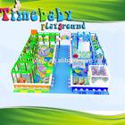 Indoor playground set for children, kids play amusement park rides