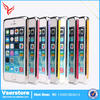 Metal phone bumper case for iPhone 5 5s beautiful metal cell phone cases covers mobile phone accessory
