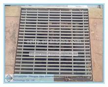 GRP antiseptic antislip water drain grating, FRP mesh grille
