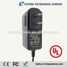 High effenciency AC/DC 12v 1A cctv power adapter
