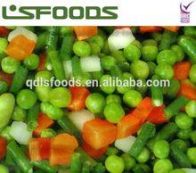 China Frozen IQF mix vegetables bulk frozen vegetables