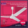 """56"""" estilo de techo ventilador de refrigeración del ce ventilador de techo industrial gran ventilador de techo para la venta con precios más bajos hgk-v"""