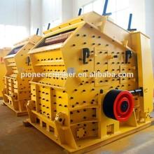 shanghai Pioneer hopper impact crushing machine /crusher hopper made in china
