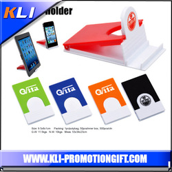 Flexible phone holder foldable phone stand
