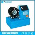 كابل معدات yqb61 yuqing للضاغط آلة خرطوم الهيدروليكية العقص آلة