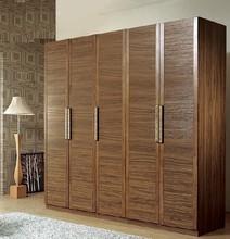 2015 Cheap Modern Solid Wood Bedroom Wardrobe Designs