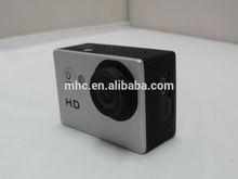 2015 Mini dv action sports cameras portable mini waterproof hd 720p wide angle 12MP sports cameras