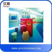 pvc vinyl flooring for volleyball court basketball