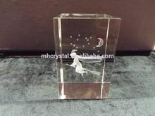 Crystal Laser Home Decor Ornament MH-F0452