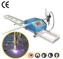2014 hot sale 100a stainless steel/cooper/aluminum cnc plasma cutting machine