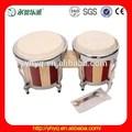 profesional instrumento de percusión mini bongo bongo