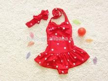 Summer baby girls swimsuit micro naughty girl swimwear