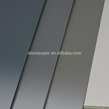aluminium plastic composite panel for wall cladding / curtain wall