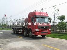 LMT5312GLQW bitumen transport tank truck