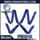 4 Point Quick Release FIA Racing Car Harness