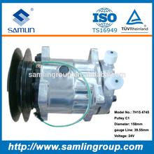 Auto Compressor / 7H15 4745 / SD7H15 / sanden compressor / vehicle ac compressor / truck ac compressor / auto ac compressor