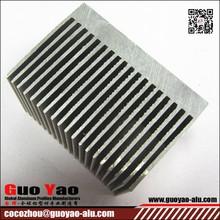 Professional Customized Aluminum Extrusion Heatsinks