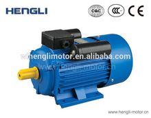 YC series single phase motor 220V 5hp