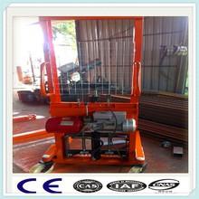 Semi Electric Forklift Truck/ /Semi Electric Pallet Stacker/1.5 Ton Semi Electric Stacker