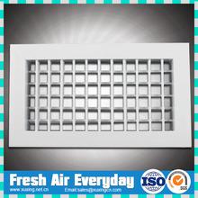 2015 nuevo estilo del sistema hvac de techo de aluminio ajustable de la rejilla de ventilación