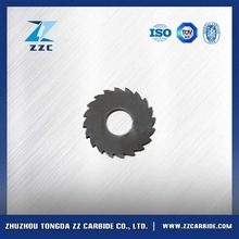 high precise cermented carbide saw blades in blanks or grinded