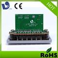 Vire radio fm tarjeta sd mp3 reproductor de audio usb placa de circuito