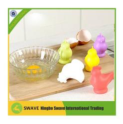 Kitchen DIY Gadget Silicone Egg White Separator Machine
