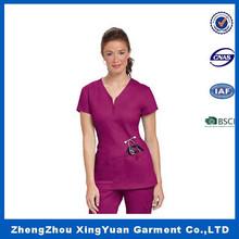 cheap price style woman Scrubs Lab Coat