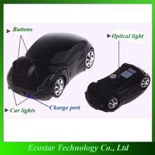 2015 new optical wireless mouse mini car shape wireless mouse
