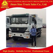 sinotruk low price 10ton 4x2 mini dump truck for sale
