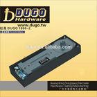 Double Cylinder Bidirectional Open Hydraulic Floor Spring Hinge For Door Hardware DUGO 1800-2