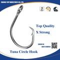 o círculo de gancho para a pesca com palangre gancho made in china