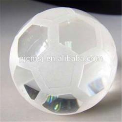 New-style Crystal Ball, Crystal Football ,sports souvenir