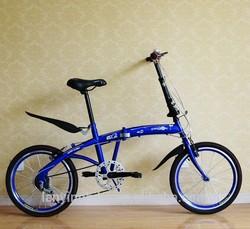 folding bike for lady/women/mini folding bike with high quality