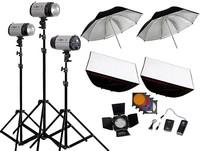 High Speed Professional Studio Flash, Strobe, Photographic Equipment, Studio Equipment