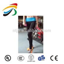 Hot sale yoga trousers Elastic Waist Skinny pants yoga tight pants Gym exercise pants professional trousers