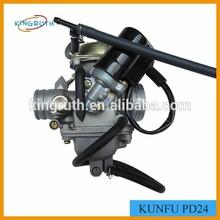 2015 news boot pump plunger kunfu PD24 motorcycle carburetor