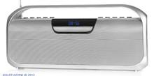 Bluetooth High Power Output Speaker with FM Radio
