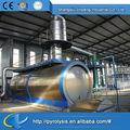 bonito e quente venda de resíduos de destilação do petróleo máquina de processo