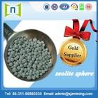 0.5-1.5mm green zeolite mineral price