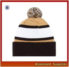 XJ01001/Men sport knit hat and cap / fashion knit sport hat and cap